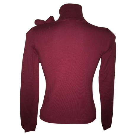 Red Pink Valentino Pink Pullover Red Rosa Pullover Red Rosa Valentino Valentino qYpOOA