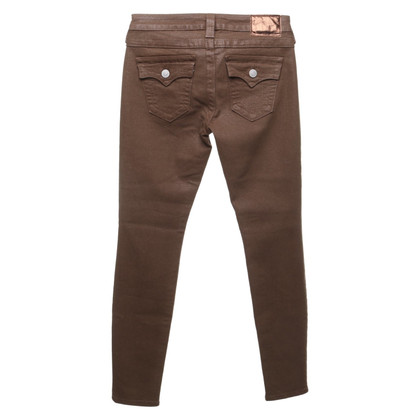 True Religion Jeans in brown
