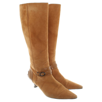 Tod's Boots made of suede