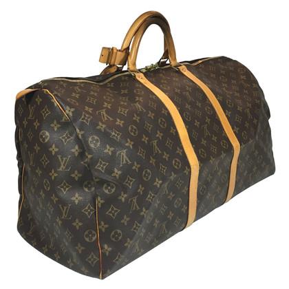 "Louis Vuitton ""Keepall 60 van Monogram Canvas"""