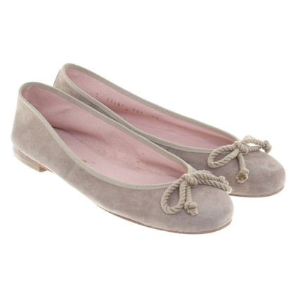 Pretty Ballerinas Ballerinas in Taupe