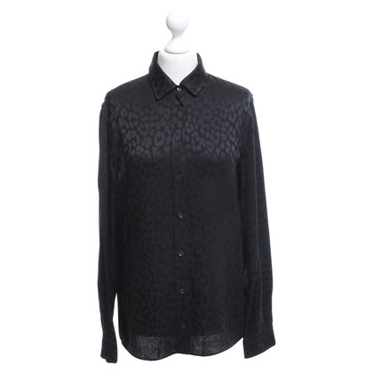 Gucci Blouse with leopard pattern