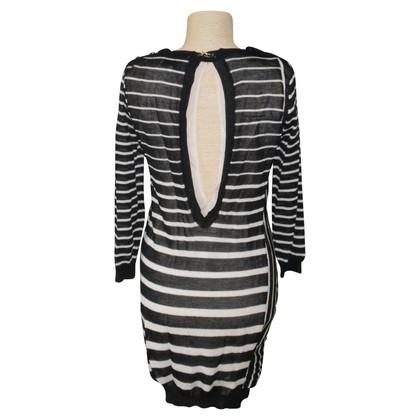 3.1 Phillip Lim Knit dress with stripe pattern