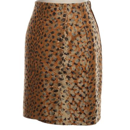 Rena Lange skirt Leopard print