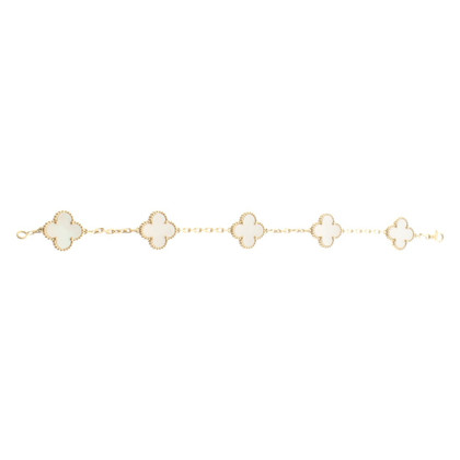 "Van Cleef & Arpels Bracelet ""Alhambra"" made of yellow gold"