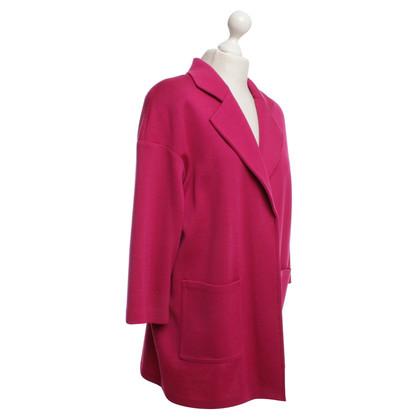 St. John Short coat in pink