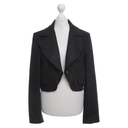 Dolce & Gabbana Short blazer in gray