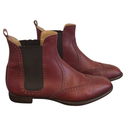 Hermès Stivali alla caviglia