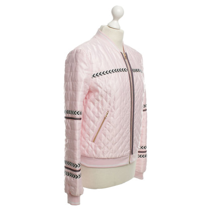 Juicy Couture Bomber Jacket in Pink
