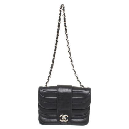 Chanel Flap Bag in Blue