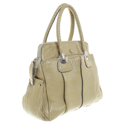 "Chloé ""Heloise Bag"" in Grün"