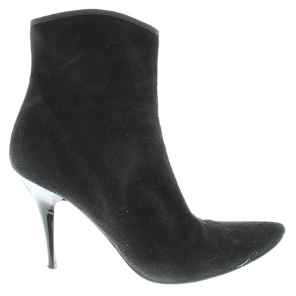 Blumarine Ankle boots from suede