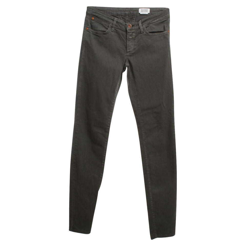 Closed Jeans in Baun