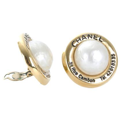 Chanel Orecchini a clip