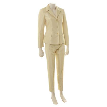 Jil Sander Pant suit made of silk