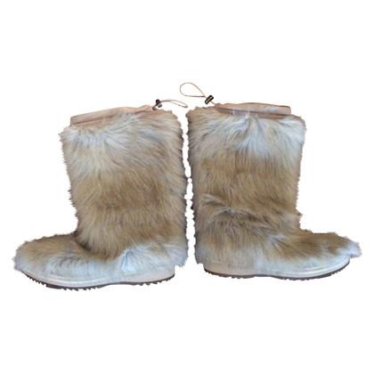 Prada Fur boots