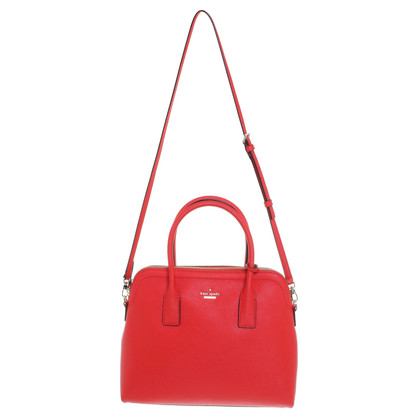 "Kate Spade ""Cameron Street Margot"" in red"
