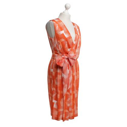 Strenesse Blue Kleid in Orange