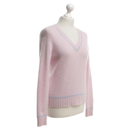 Iris von Arnim Knitted sweater made of cashmere