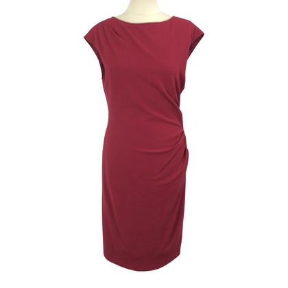 Alberta Ferretti Shirred Dress