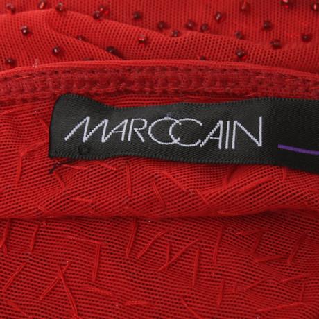 Marc Pailletten mit Marc Rot Cain Cain Top 6Wn6rz1qOx