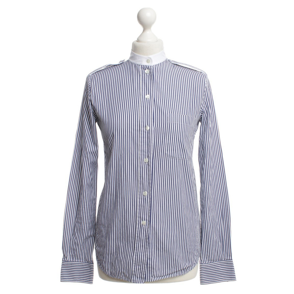 Céline Blouse with striped pattern