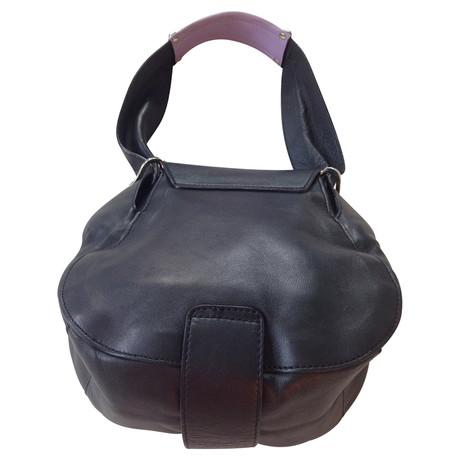 Günstig Kaufen Neueste Angebote Günstiger Preis Versus Handtasche mit Doppelherz Schwarz YE4GK