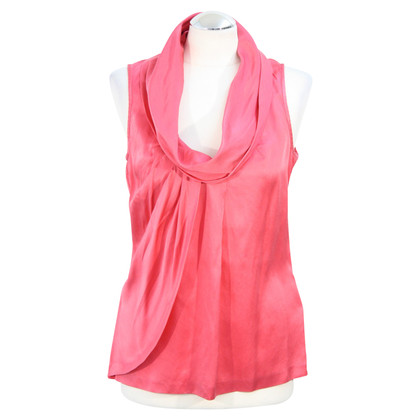 Ted Baker Silk Top in Pink