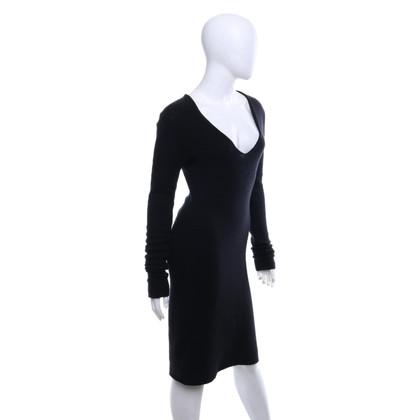 Donna Karan Knit dress in black