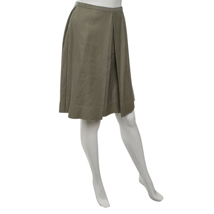 3.1 Phillip Lim Pleated skirt in olive