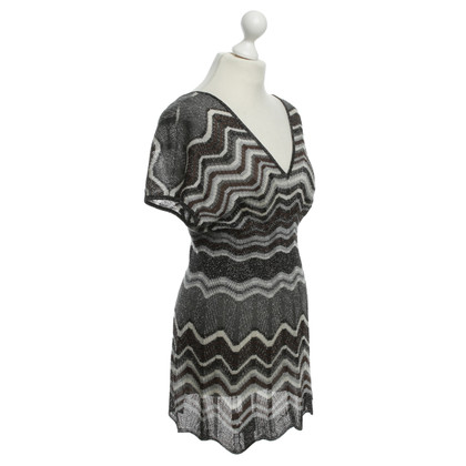 Missoni Top met decoratieve garens