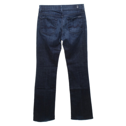 7 For All Mankind High-Waist-Jeans