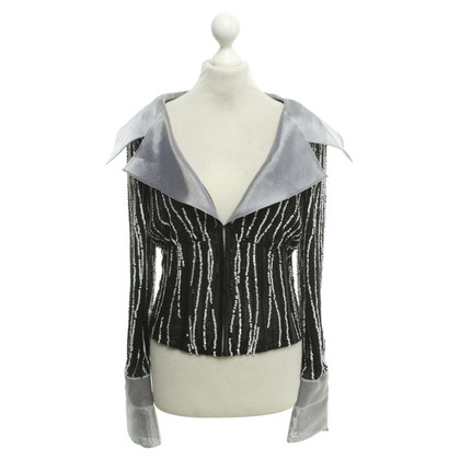 Barbara Schwarzer Blouse Top Sequin