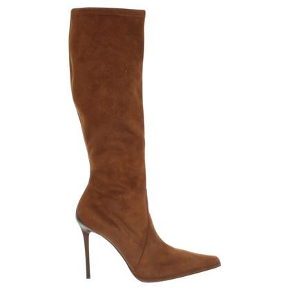 Casadei Boots in Bruin