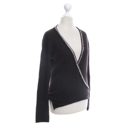 FTC Cashmere wrap jacket