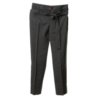 Vivienne Westwood Crease pants in gray