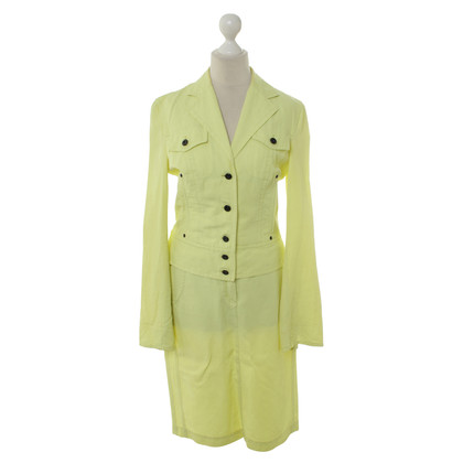 Marc Cain Costume in giallo