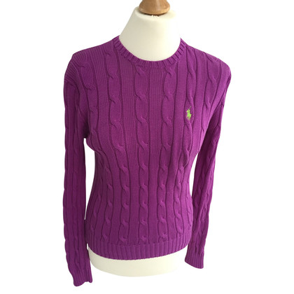 Ralph Lauren Sweater with cable pattern
