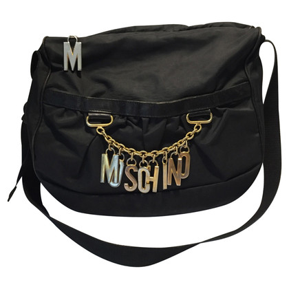 Moschino Black shoulder bag