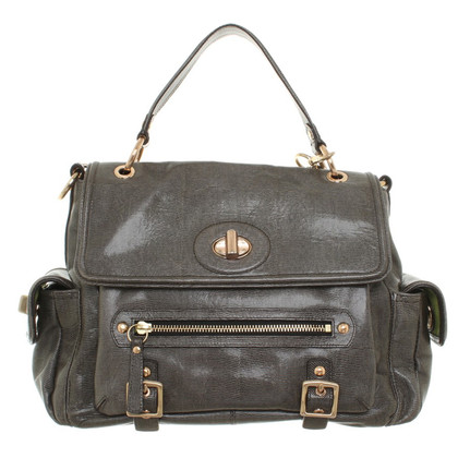 Coach Handbag in olive green