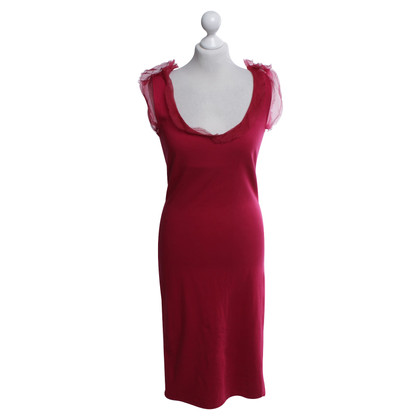 Red Valentino Dress in light burgundy