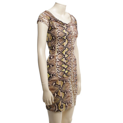 Just Cavalli Dress with animal print
