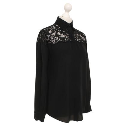 Stella McCartney top in black