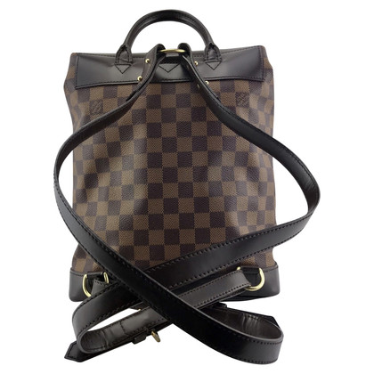 "Louis Vuitton ""Soho MM Damier Ebene Canvas"""