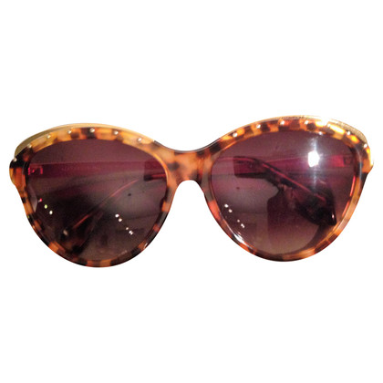 Alexander McQueen Sun glasses with rivet