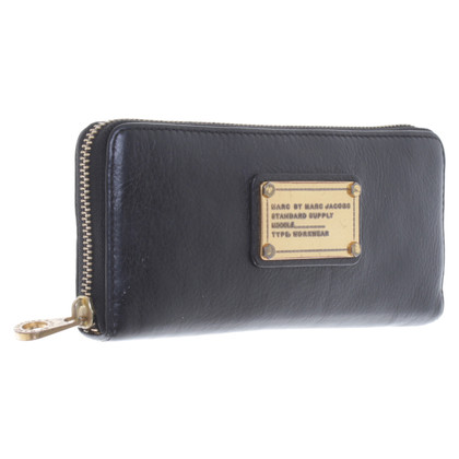 Marc by Marc Jacobs Wallet in black