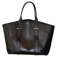Alexander McQueen Legend Leather Shopper