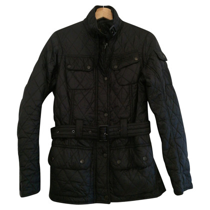Barbour giacca nera Light di Barbour
