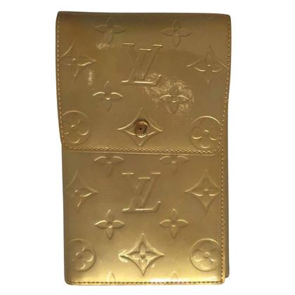 Louis Vuitton Geldbörse mit Monogram-Prägung