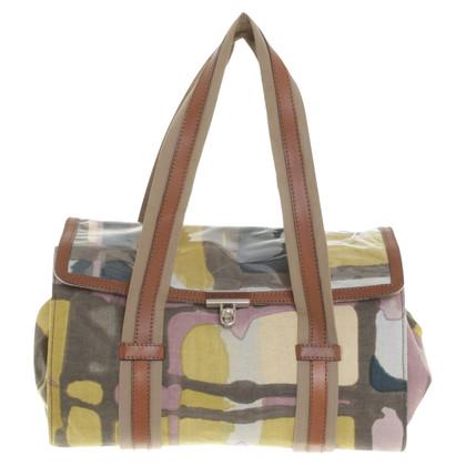 Marni Handtasche mit Muster
